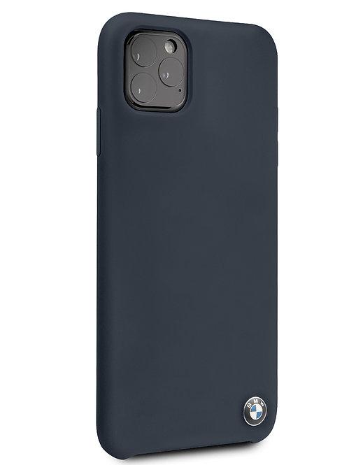 Чехол BMW для iPhone 11 Pro Max, синий