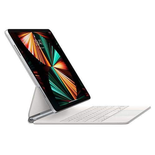 Клавиатура для iPad Apple Magic Keyboard iPad Pro 12.9 (5th gen) White