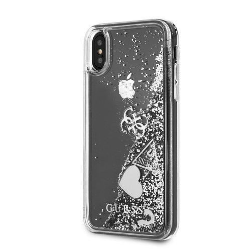 Чехол Guess для iPhone X/Xs, прозрачный