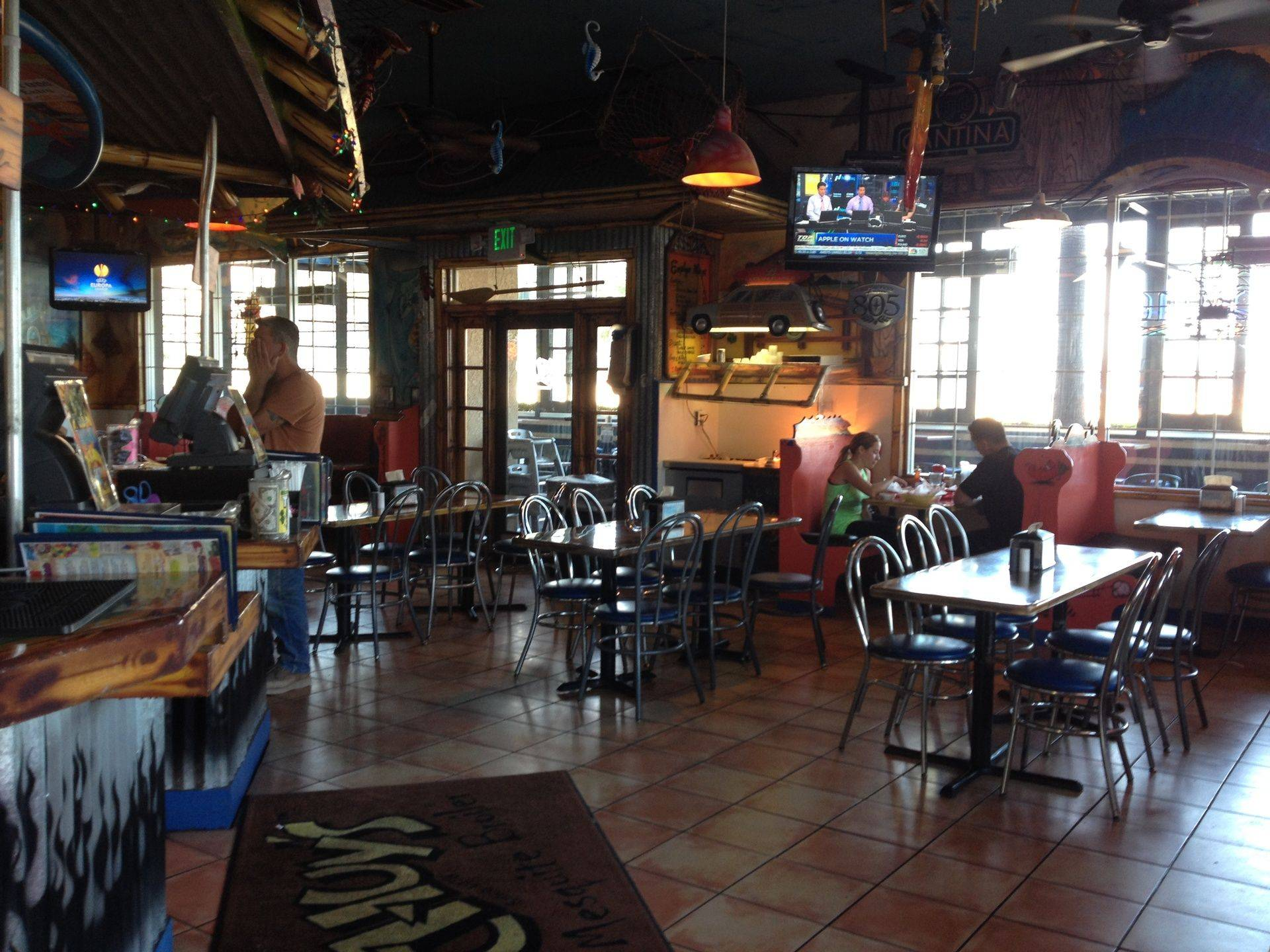 chuys dining room