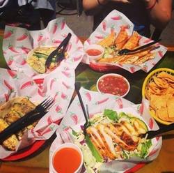 chuys food shots