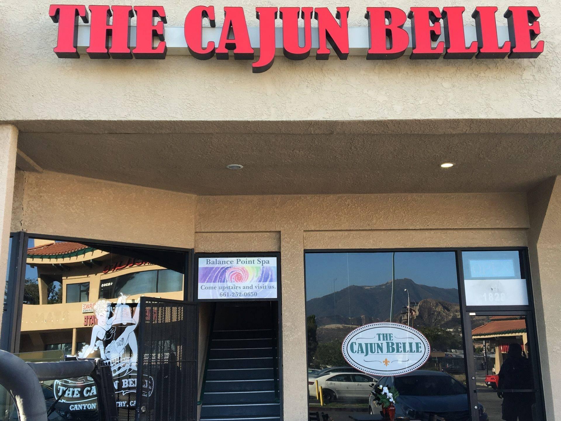 cajun outside