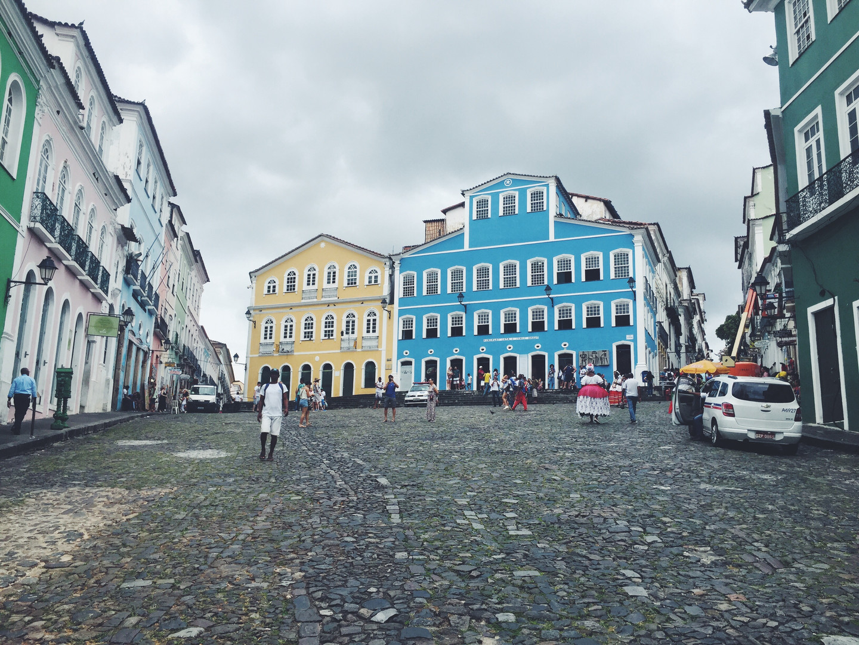 Pelorinho, Salvador, Bahia