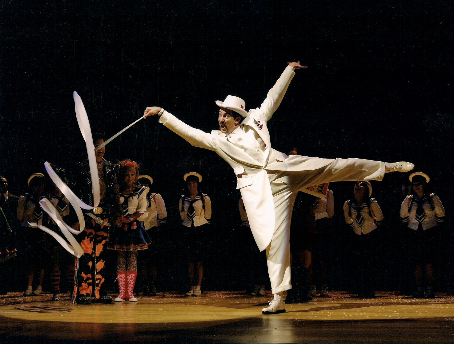 MIKADO, Opera Theater of St. Louis