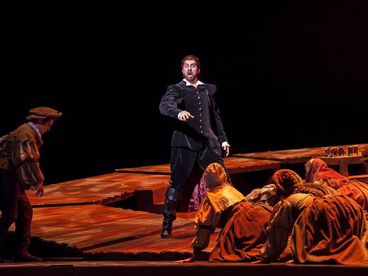 FAUST, Michigan Opera Theater