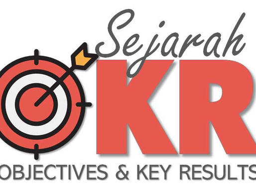 Sejarah OKR - Rahasia Mengalami Pertumbuhan Bisnis Puluhan Kali Lipat