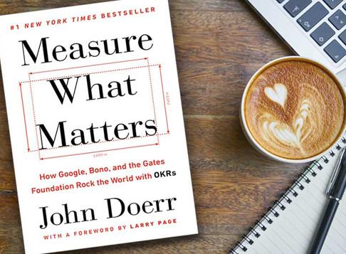 Resensi Buku Measure What Matters oleh John Doerr