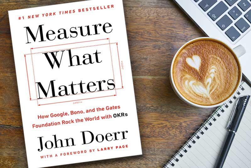 Resensi Buku Measure What Matters John Doerr - Pelatihan OKR - Jimmy Sudirgo