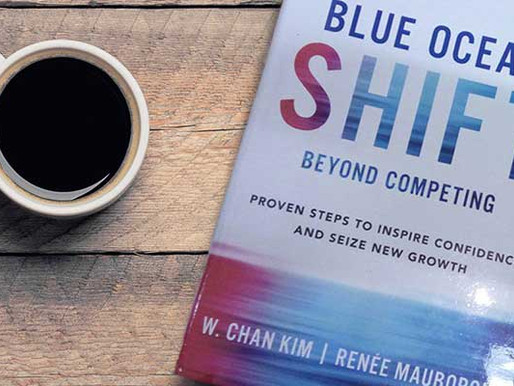 Resensi Buku BLUE OCEAN SHIFT oleh W. Chan Kim & Renée Mauborgne