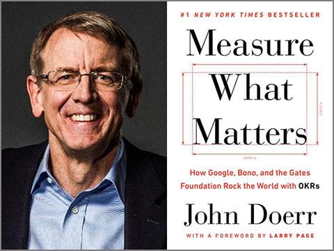 Buku John Doerr Measure What Matters OKR - Pelatihan Training Jimmy Sudirgo