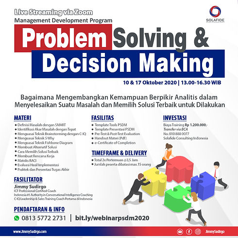 Oktober-Training-Problem-Solving-Decisio