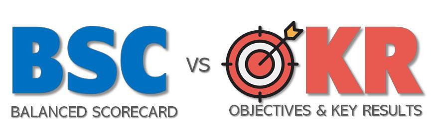 Pelatihan OKR : Perbedaan BSC Balanced Scorecard dan Objectives Key Results - Jimmy Sudirgo