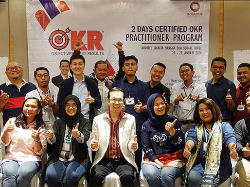 Pelatihan OKR : Bagaimana Mendapatkan Hasil yang Optimal dari Proses Training OKR Anda