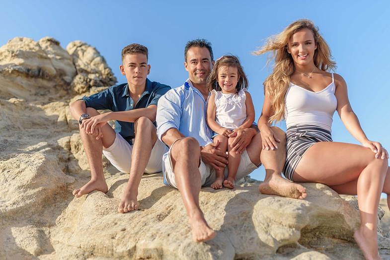 Family Photoshoot Cascais Portugal