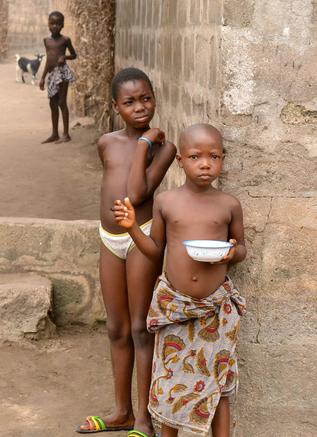 Vilarejo de Dohi (Benin, 2012) - 6