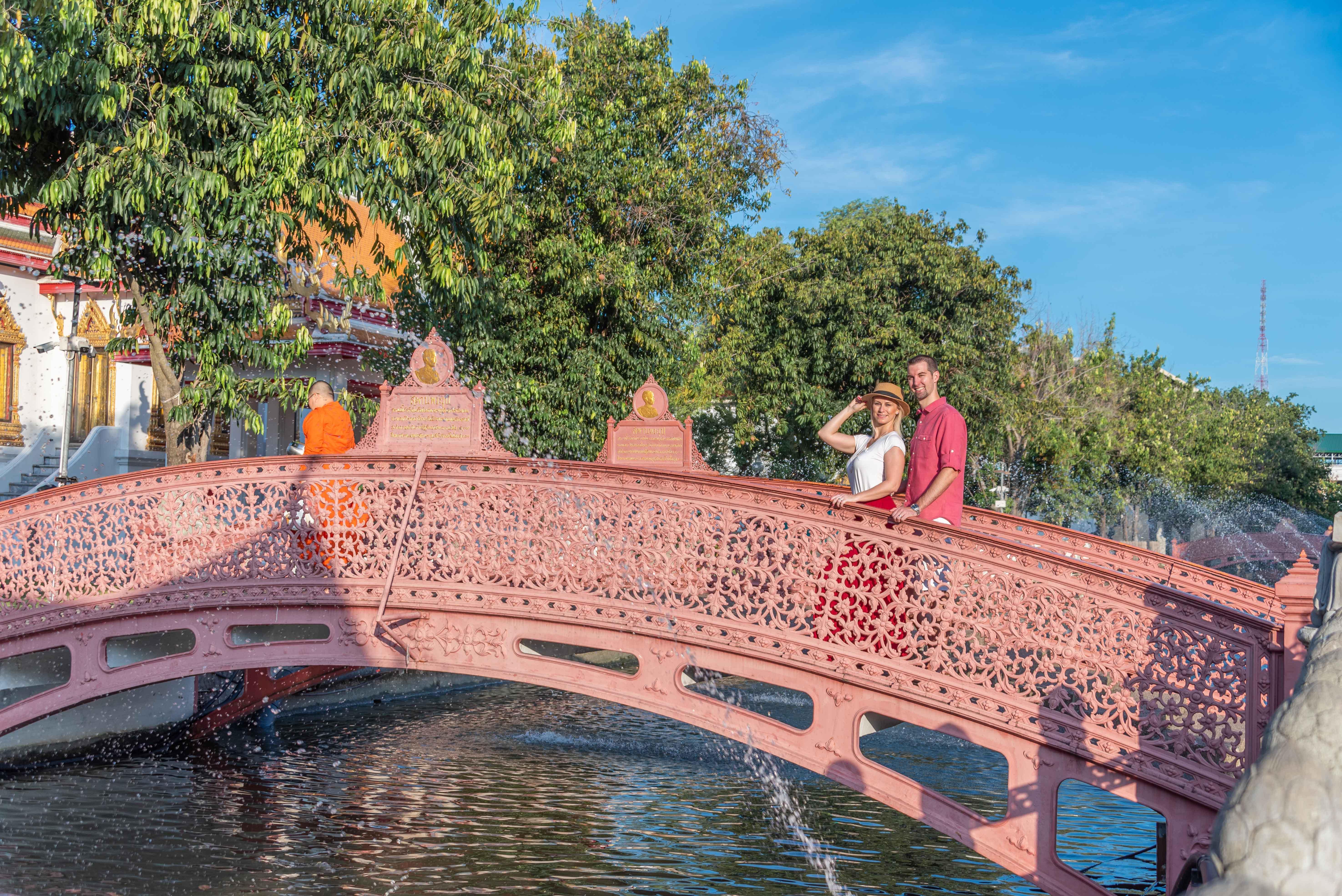 Photoshoot Daiana e Danny (Wat Pho e Mar