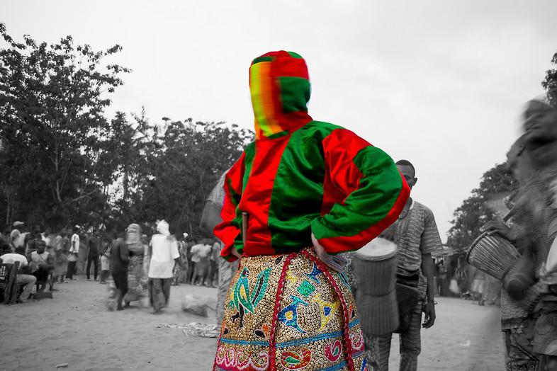 Cerimônia do Egungun (Benin, 2013)