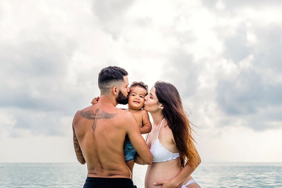 Family Photography Phi Phi Thailand Gabriela Marão Photography