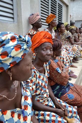 Vilarejo de Dohi (Benin, 2012)