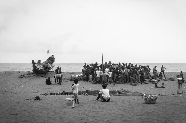 Rôute de Pêches (Benin, 2013)
