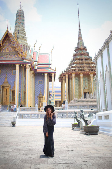 Traveler Photoshoot The Grand Palace
