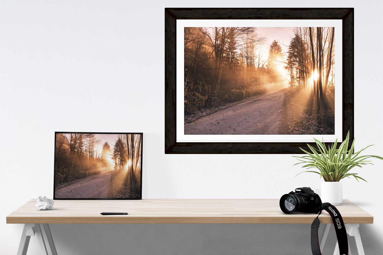 Canvas-print-autumn-sunrise-1