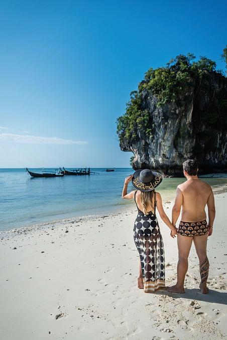Family Photoshoot Krabi Thailand