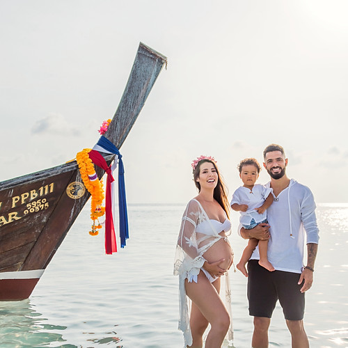 Photoshoot Maternity - Ko Phi Phi