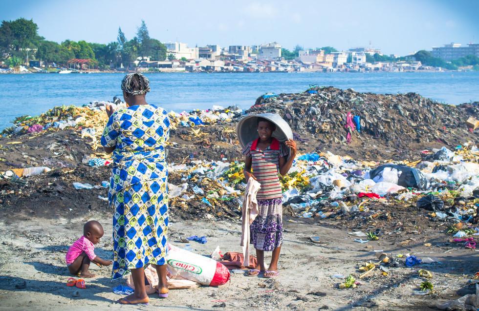 Cotonu City (Benin, 2013)