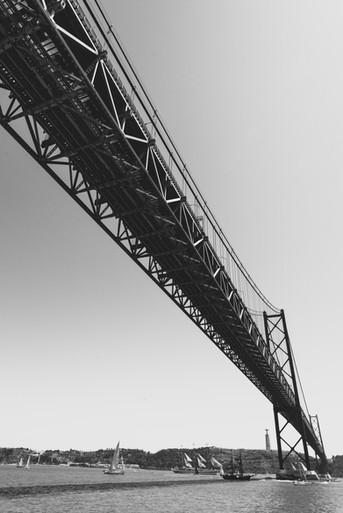 Ponte 25 de Abril (Lisboa, Portugal, 2016)