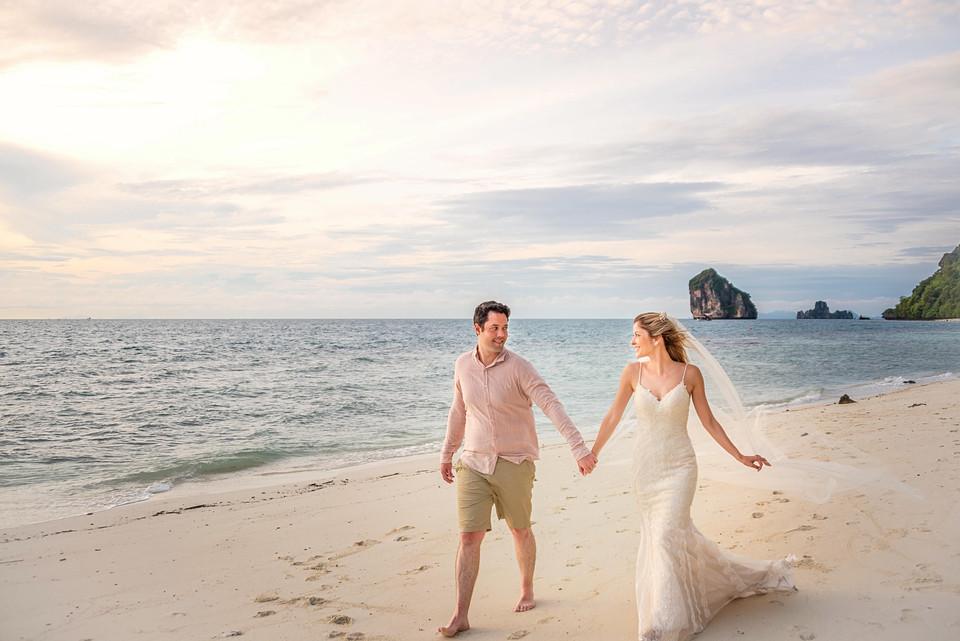 Elopement Krabi Thailand