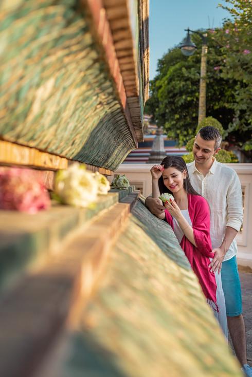 Couples Photoshoot Bangkok Gabriela Marão Photography