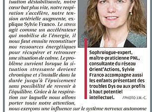 LA_PROVENCE_01.09.20_Article_Cohérence_