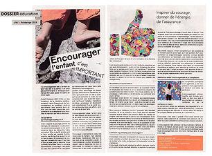 Magazine Parents_L'encouragement de l'en