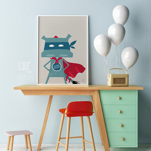 Poster / Super Doudou
