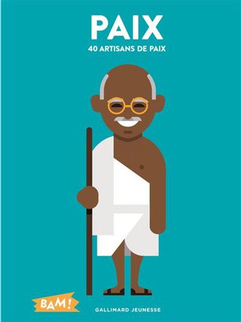Paix: 40 artisans de paix