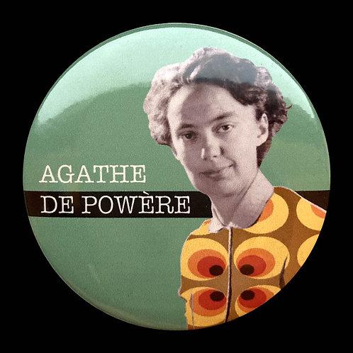 Badge / Agathe De Powère