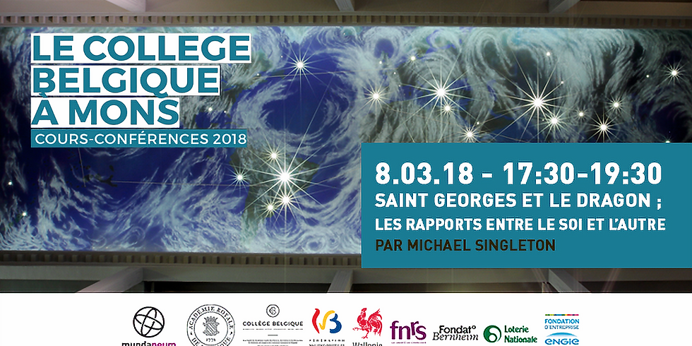 Collège Belgique / Saint Georges et le dragon / 08.03.2018