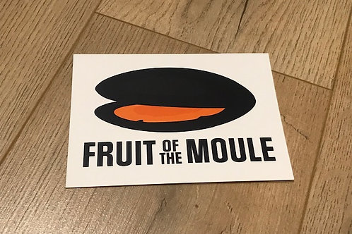 Carte postale / Fruit of the moule