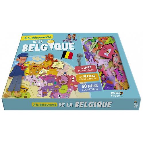 A la découverte de la Belgique / Jeu