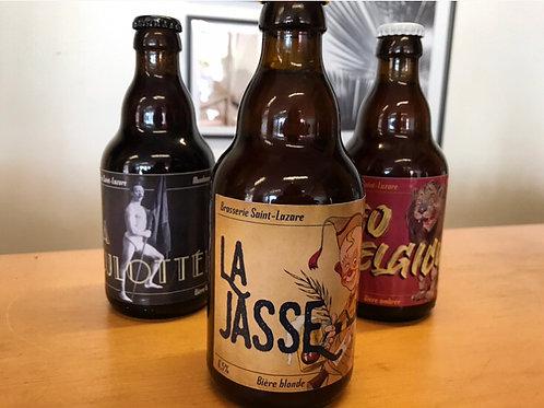 La Jasse - Bière blonde