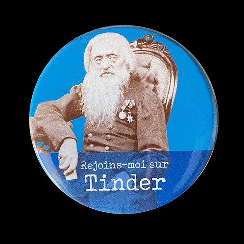 Badge / Rejoins-moi sur Tinder