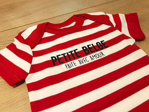 Body / Petite Belge faite avec amour