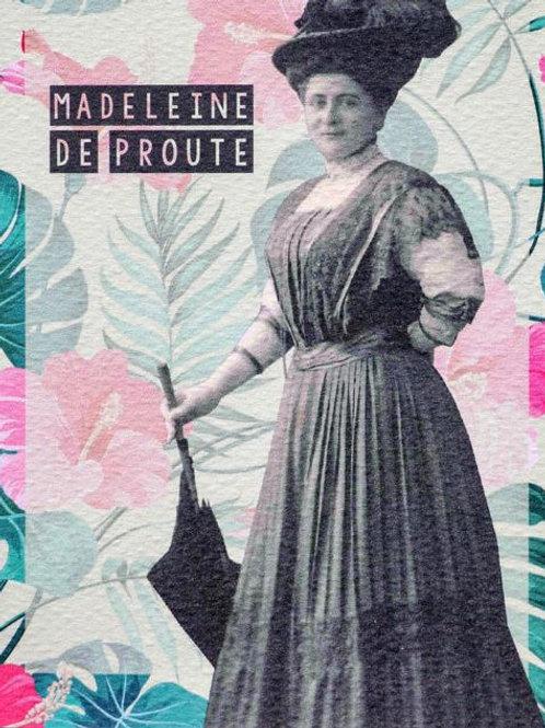 Carte postale / Madeleine