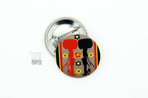 Badge / Costume Gille de Binche