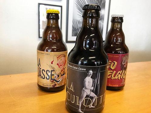 La Culottée - Bière brune