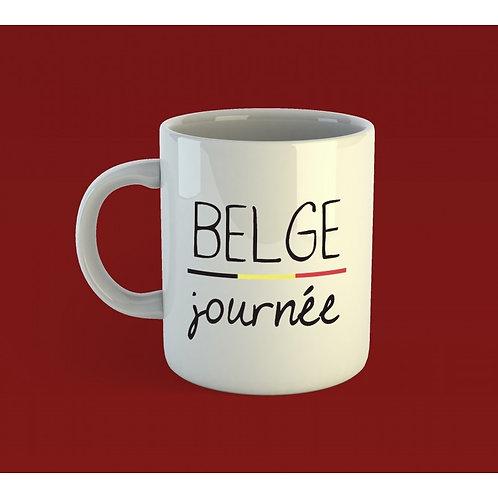Mug / Belge journée