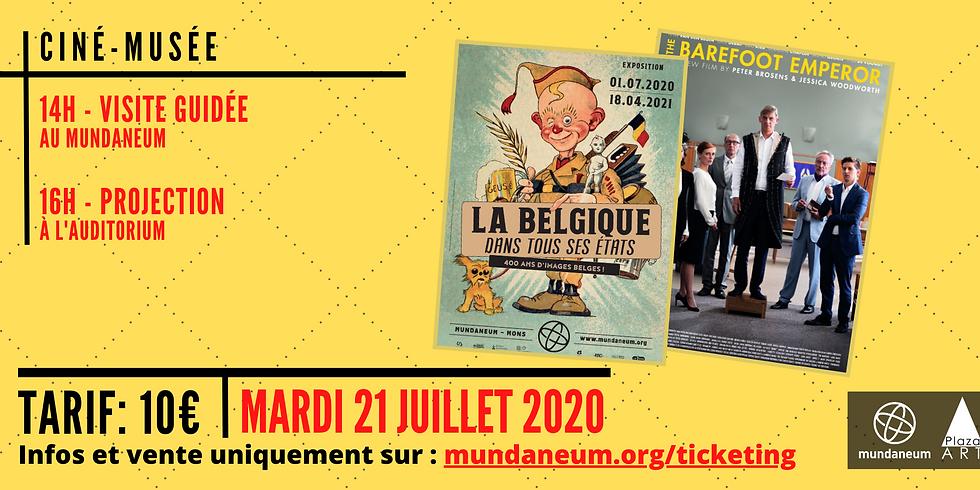 """Ciné Expo spécial """"Belgique"""" / 14h00"""