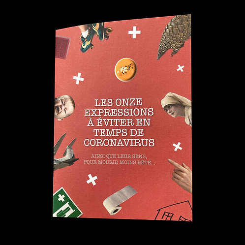 Les onzes expressions à éviter en temps de Coronavirus