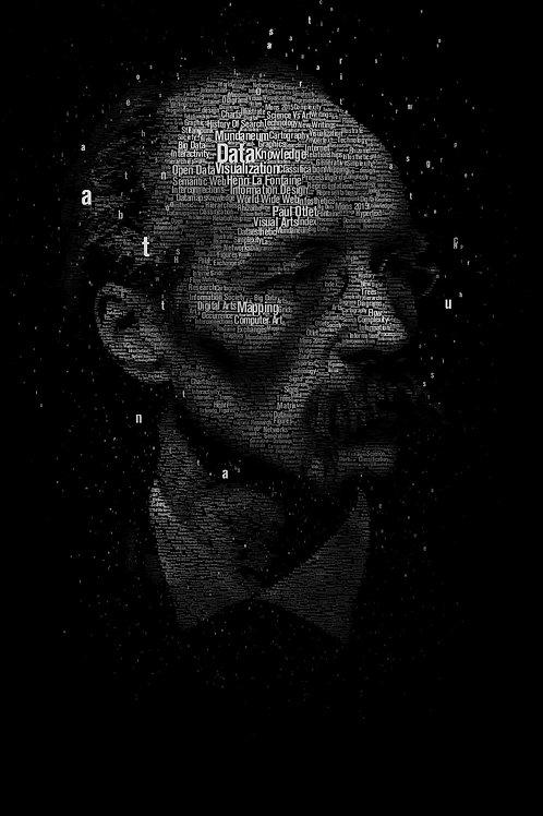 Poster / Henri La Fontaine - J. Osborne